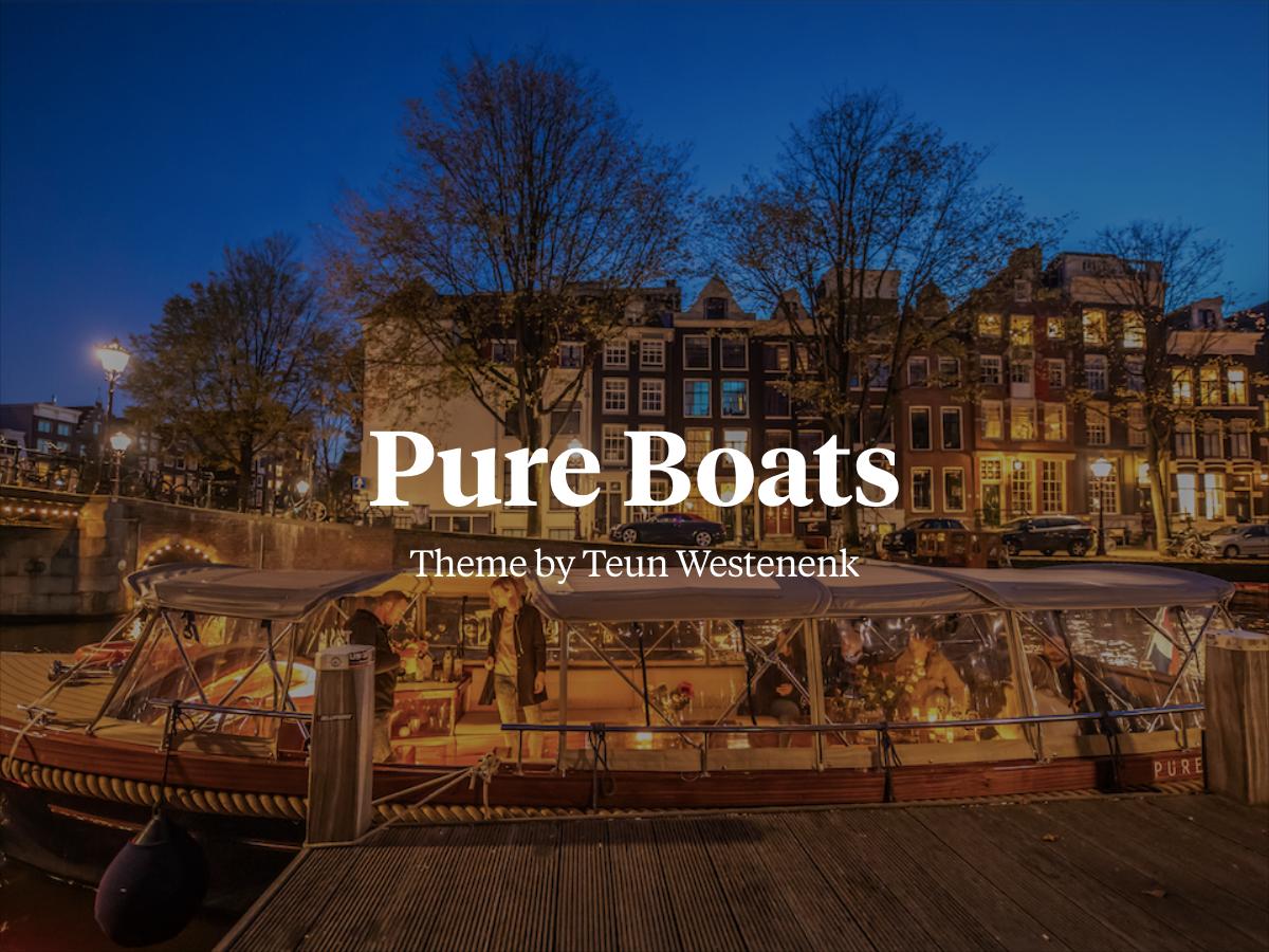 pureboats